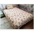 奇奇蒂蒂 花栗鼠 床單 床包 枕套 枕頭套