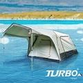 加購自由配㊣CT-270 Turbo Lite 專利270快速帳篷 6人帳 速搭帳棚 快搭帳蓬 露營帳蓬 Turbo Tent