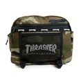 【HopesTaiwan】THRASHER HOMETOWN SHOULDER BAGII 腰包 -ARMY GREEN
