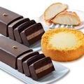 免運【艾波索】法式絲綢巧克力蛋糕2入&無限乳酪6吋&牛奶千層冰心泡芙3入組(2+1+3)