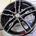 【超前輪業】經銷專賣 新款 ENKEI SQ32 SQ-32 17吋鋁圈 5孔114.3 黑底車面 SC37 SC35