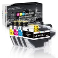 GPC Image Compatible Ink Cartridge Replacement for Brother LC3029 XXL LC 3029 LC3029BK to use with MFC-J6935DW MFC-J6535DW MFC-J5830DW MFC-J5930DW MFC-J5830DWXL MFC-J6535DWXL Printer (4-Pack)