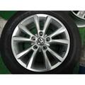 [日興隆] 中古鋁圈含輪胎 福斯原廠 ET53 8J 18吋鋁圈含固特異ASYMETRIC 255/55/18 四組