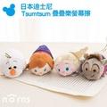 【日本迪士尼TsumTsum疊疊樂螢幕擦 冰雪奇緣】Norns 雪寶 Sven 安娜 Elsa Frozen