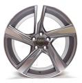 全新 VOLVO原廠專用5孔108 18吋鋁圈19吋鋁圈V40 V50 V60 S40 S60 S70 S80