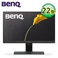 【BenQ】 GW2280 VA LED 22型光智慧護眼螢幕 【限量送電子滅蚊燈】【三井3C】