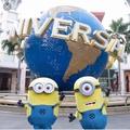 Universal Studios Singapore USS E-Ticket