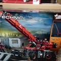 LEGO 42082 高科技 起重機