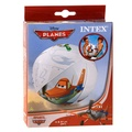Intex ลูกบอลชายหาด สำหรับเล่นน้ำ ลายคาร์ -เครื่องบิน ขนาด 24 นิ้วสำหรับทุกวัย
