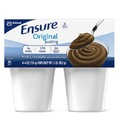 Ensure Pudding Creamy Milk Chocolate Cups 48 X 4oz Case