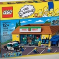 Lego 樂高 71016 辛普森超市 全新壓盒 The Kwik-E-Mart THE SIMPSONS
