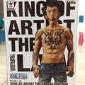 🐯《跳跳虎》🐯 日版 金證 公仔 羅 海賊王 KING OF ARTIST