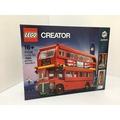 [熊樂家]全新未拆 樂高10258 雙層巴士 London Bus