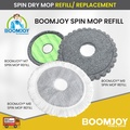 Boomjoy M7/ M8/ SPIN MOP REFILL Boomjoy Spin Dry Mop REFILL/ REPLACEMENT