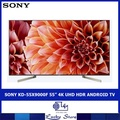 "SONY KD-55X9000F 55"" 4K UHD HDR ANDROID TV"