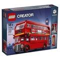 樂高LEGO CREATOR 英國倫敦雙層巴士  玩具e哥10258