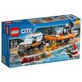 樂高 LEGO - 【LEGO樂高】城市系列 60165 海岸巡防四驅救援車