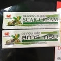 Dragon's blood scar cream