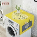 Washing Machine Cover Haier Midea Impeller Fully Automatic Roller Cotton Linen Case Universal Fabric Dust Cover Littleswan Panasonic