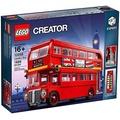 [玩樂高手附發票]公司貨 樂高 LEGO 10258 英國 倫敦 雙層巴士
