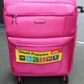 Rent/sell Hush Puppies Luggage