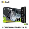 ZOTAC 索泰 GAMING GeForce RTX 2070 AMP Extreme Core 顯示卡