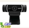 [7美國直購] 攝像頭 Logitech C922 Pro Stream Webcam 1080P Camera for HD Video Streaming Recording 720P