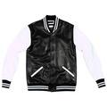 Skatopia baseball leather Varsity jacket 真皮棒球外套 牛皮袖