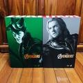 《復仇者聯盟》玩偶 洛基 索爾 野獸國 Hot Toys Loki Thor The Avengers 神兄弟 錘基