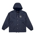 Brixton - Mercury Jacket 深藍色 連帽 教練外套 現貨販售 75折