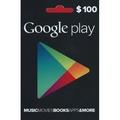 3090元 超商繳費 美國 Google Play Gift Card $100 美元 禮物卡