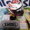 日本原裝 可分期 現貨 SHOEI Z7 電源帽 Z-7 power up 安全帽 mm93 tc1 限定版輕量化安全帽