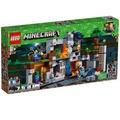 免運【小瓶子的雜貨小舖】LEGO 樂高積木 Minecraft 創世神系列 LT-21147