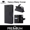 Goospery Fancy Diary Flip Cover Case Cases Casing Card Slot Holder For OPPO R9S Plus
