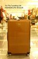 【租時尚】- [全省可郵寄]行李箱出租RIMOWA SALSA AIR 時尚琥珀金,一天150元!