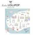 【Loulou lollipop】加拿大 竹纖維透氣包巾120x120cm-美國紐約