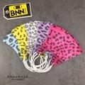 組合優惠 BNN立體四層豹紋防塵拋棄式口罩 成人/小孩尺寸 50入 現貨