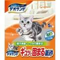 日本 UNICHARM 嬌聯 消臭大師消臭紙砂 (無香) 5L 貓砂 貓沙