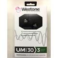 ☆宏華資訊廣場☆ Westone UM PRO 30 新版 耳道式耳機 MMCX換線設計 雙絞線 (思維公司貨)