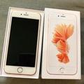 iPhone 6s 16g玫瑰金蘋果台南二手手機📱中古機