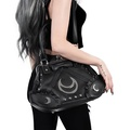 【丹】KILLSTAR Diana Handbag 黑色 月亮 大月亮 手提包 肩背包 側背包