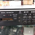 鐘王牌 廣播 KB-80ACTW 擴大機
