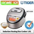 Tiger Induction Heating Rice Cooker 1.8L JKT-S18S