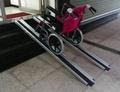 鋁輪椅梯--輪椅爬梯專用斜坡板210CM