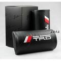 TRD頭枕銳志 凱美瑞 卡羅拉 RAV4 86 改裝TRD標logo款 頭枕 頸枕