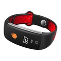 Q6 Smart Bracelet Bluetooth Smartwatch Heart Rate Blood Pressure Monitor Sport Watch Fitness Tracker for Android IOS