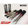 慶聖汽車 AGT倒插式高低軟硬可調避震器 HONDA 雅哥 ACCORD K13 8代