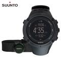 SUUNTO Ambit3 Peak Black HR進階戶外探險與多項目運動GPS腕錶