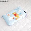 BEDDING-天絲可水洗兒童枕-小熊維尼 100%萊賽爾纖維