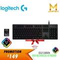 Logitech G512 Romer-G Carbon (LINEAR) RGB Mechanical Gaming Keyboard